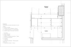 Planta - Mueble TV / Vestidor