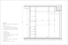 Alzado - Mueble Vestidor